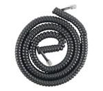 ATT Telephone Accessories att 25 foot black coil cord