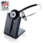 Wireless Voice Over IP Headsets jabra pro 920 mono taa compliant