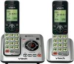 Two Handset Phones VTech cs6629 2