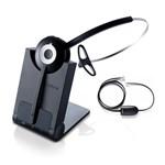 Wireless Voice Over IP Headsets jabra pro920 mono for polycom