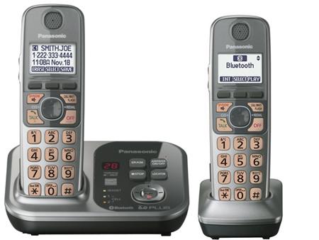 Panasonic Cordless Phone Rings Once