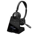 stereo headsets jabra gn netcom engage 75 stereo