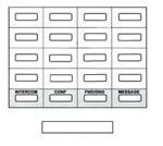 Panasonic PAN-6044 Replacement Designated Paper