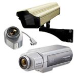 Panasonic WV-CP504-KIT-NOHEAT Panasonic WV-CP504 Fixed Day/Night C