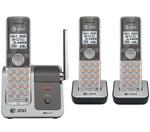 DECT 6 Cordless Phones Three Handsets atandt cl81301
