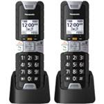 Panasonic Extra Handsets panasonic kx tgta61b