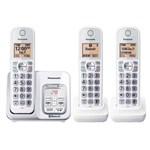 Panasonic Three Handset Phones panasonic kx tg833sk1