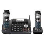Cordless Phones Two Handsets att tl88102bk plus 1 tl88002bk