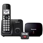 panasonic kx tgd510b with range extender and call blocker