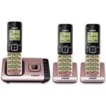 DECT 6 Cordless Phones Three Handsets vtech cs6729 33