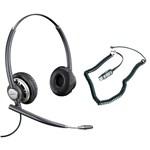 Corded Headset Systems plantronics encorepro hw720