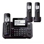 Panasonic Three Handset Phones Panasonic KX TG9542B 1 KX TGA950B
