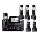 5  Handsets panasonic KX TG9542B 4 KX TGA950B