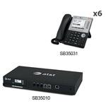 Business Telephone Systems att sb35010 6 sb35031