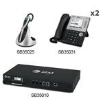 8 Line Corded Phones att sb35010 2 sb35031 1 tl7800