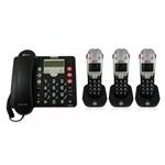 Corded Big Button Phones amplicom pt760