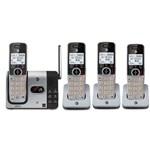 ATT Four Handset Cordless Phones att cl82414