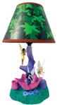 novelty fairies animated lamp