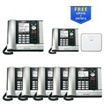 VTech Multi Line Phones vtech up416 office bundle