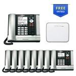 VTech Multi Line Phones vtech up416 9 user office bundle