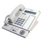 Corded Phones panasonic kx t7633 white grade b