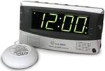Sonic Alert Alarm Clocks sonic alert sbd375ss