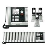 4 Line Corded Phones vtect up416 up406 up407 bundle11