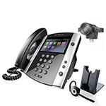 polycom 2200 44600 001 2200 46200 025 w Jabra Headset Option