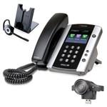 Polycom 2200-44500-025 2200-46200-025 w/ Headset Option Polycom VVX 50