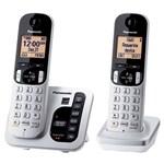 Two Handset Phones panasonic kx tgc222s