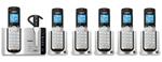 5  Handsets  VTech ds6671 3 4 ds6071