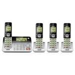 Four Handsets VTech cs6859 2 2 cs6709